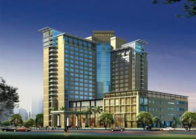 Chong Hua Kokusai Hotel
